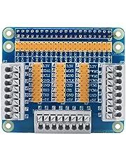 Bewinner Tarjeta de Expansión GPIO Multifuncional Universal para Raspberry Pi 2 3 B - Tarjeta de Extensión GPIO 1 a 3 Puertos Bricolaje - Plug and Play