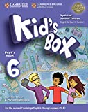 Kid's Box Level 6 Pupil's Book Updated English for Spanish Speakers Second Edition - 9788490369968