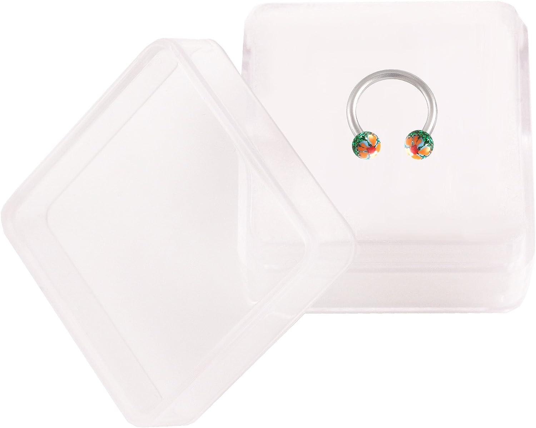 bodyjewellery Septum Jewelry Cartilage Earring 16g Surgical Steel 5/16 8mm Horseshoe Circular Barbell Lip Tragus Hoop Nose Ring Piercing