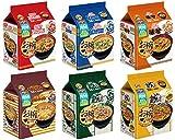 日清 お椀で食べる袋めん 詰め合わせ 6種セット