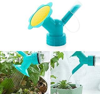 2x Sprinkler Bottle Cap Indoor Pot Plant Watering Seedling Water Sprinkle Tool Q
