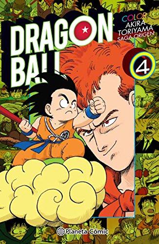 Dragon Ball Color Origen y Red Ribbon nº 04/08 (Manga Shonen)