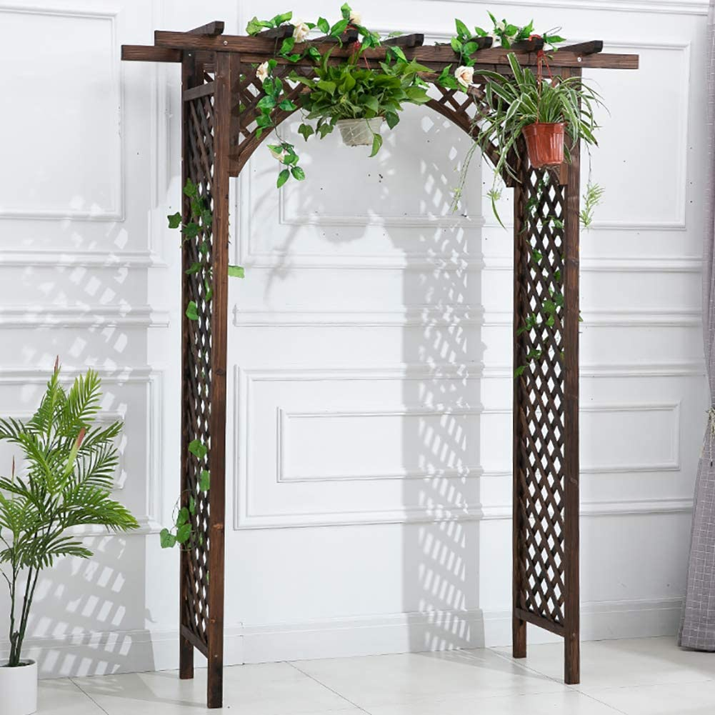 YFF-Corrimano Garden All items free shipping Arch Wooden Shipping included Pergola Arbour Wo