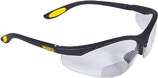 DeWalt DPG59-120D Reinforcer Rx Safety Glasses - Clear Lens 2.0 (1 Pairper Pack)