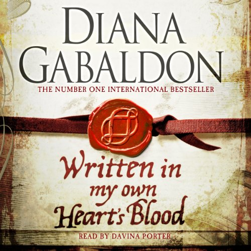 Written in My Own Heart's Blood audiobook cover art