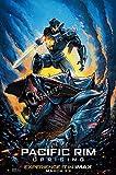 Posters USA Pacific Rim 2 Uprising Movie Poster GLOSSY FINISH - FIL769 (24' x 36' (61cm x 91.5cm))