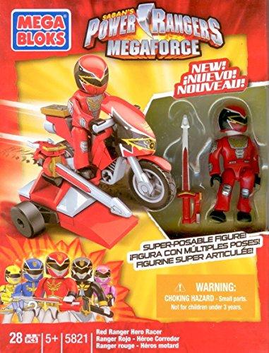 Power Rangers–Helden, Sortiert, Baukasten (Mega Brands 5820
