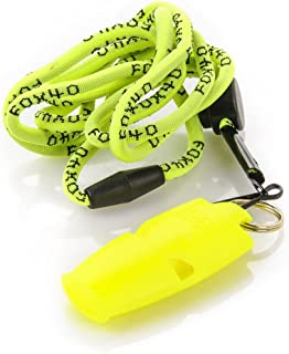 Fox 40 Micro Safety Whistle with Breakaway Lanyard
