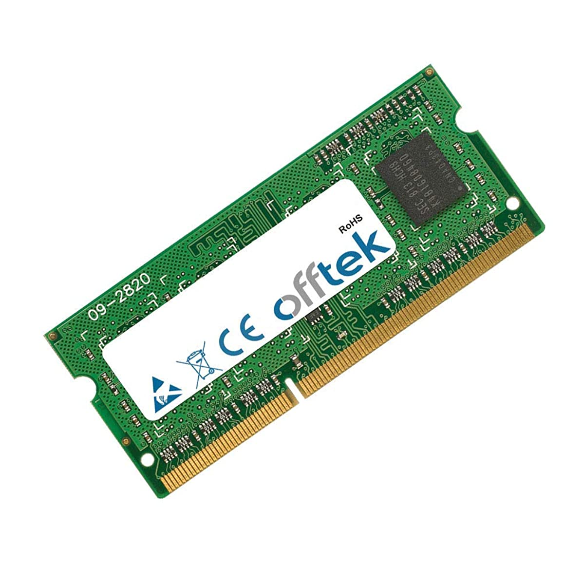 2GB RAM Memory for Toshiba Satellite T135-S1309 (DDR3-8500) - Laptop Memory Upgrade