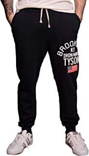 Roots of Fight Officially Licensed Men's Mike Tyson Iron Mike Sweatpants