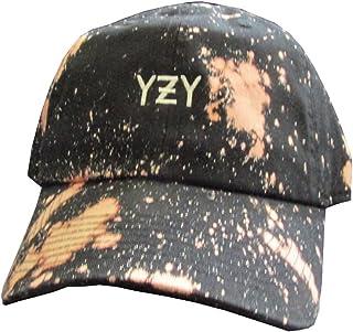 ea90aa9f448dd YZY Meme Acid Wash Unstructured Twill Cotton Low Profile Dad Hat Cap