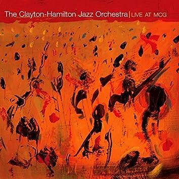 Clayton-Hamilton Jazz Orchestra - Live at MCG