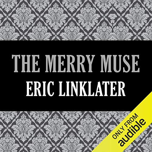 The Merry Muse audiobook cover art