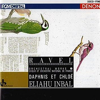Maurice Ravel: Orchestral Works, Vol. 1 - Daphnis et Chloe