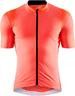 Craft Men's Surge Lumen Cycling Jersey - Short Sleeve