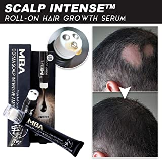 New Scalp Intense Roll-on Hair Growth Serum 20ml (3pcs)