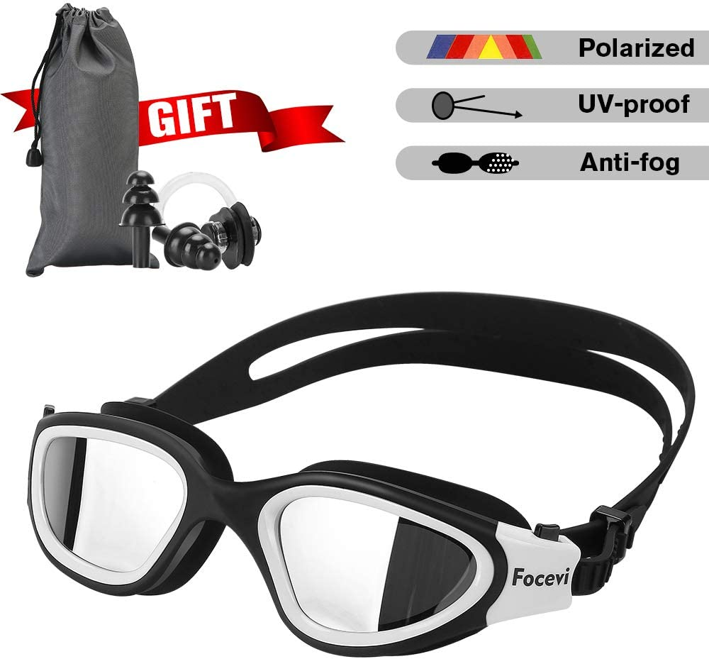 Ranking TOP3 Swimming Goggles for Men Women OFFicial shop UV Anti-Fog Polarized Protection