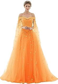 Amazonfr Orange Robes De Mariage Vêtements De Mariage