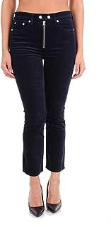 rag & bone Luxury Fashion Womens W285739NSBLUE Blue Jeans | Season Outlet