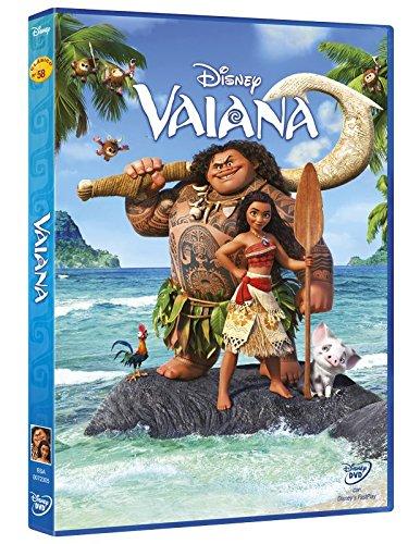 Vaiana [DVD] (DVD)