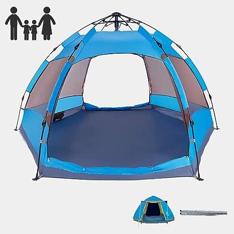 Carpas De Camping para Familias De 3 A 4 Personas, Carpa ...