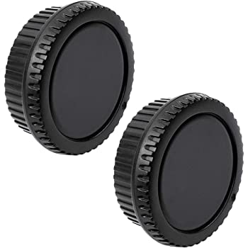 16-35mm LenzBuddy Rear Lens Cap Covers for Nikon Cameras with Focal Length Identifier