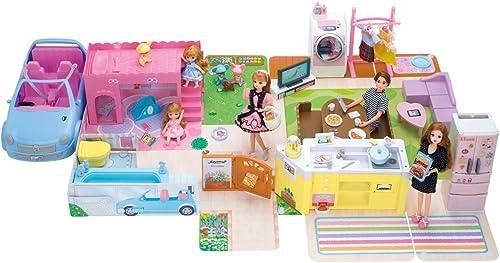 más vendido Rika-chan talking smart house spacious's [Japan Toy Toy Toy Awards 2014 Educational Toy Excellence Prize]  tomamos a los clientes como nuestro dios
