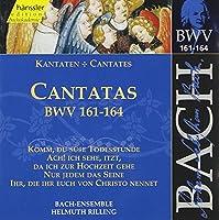 Bach;Cantatas Bwv.161
