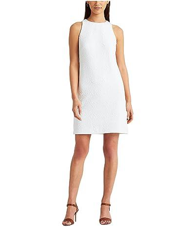 LAUREN Ralph Lauren Quilted Ponte Sleeveless Dress