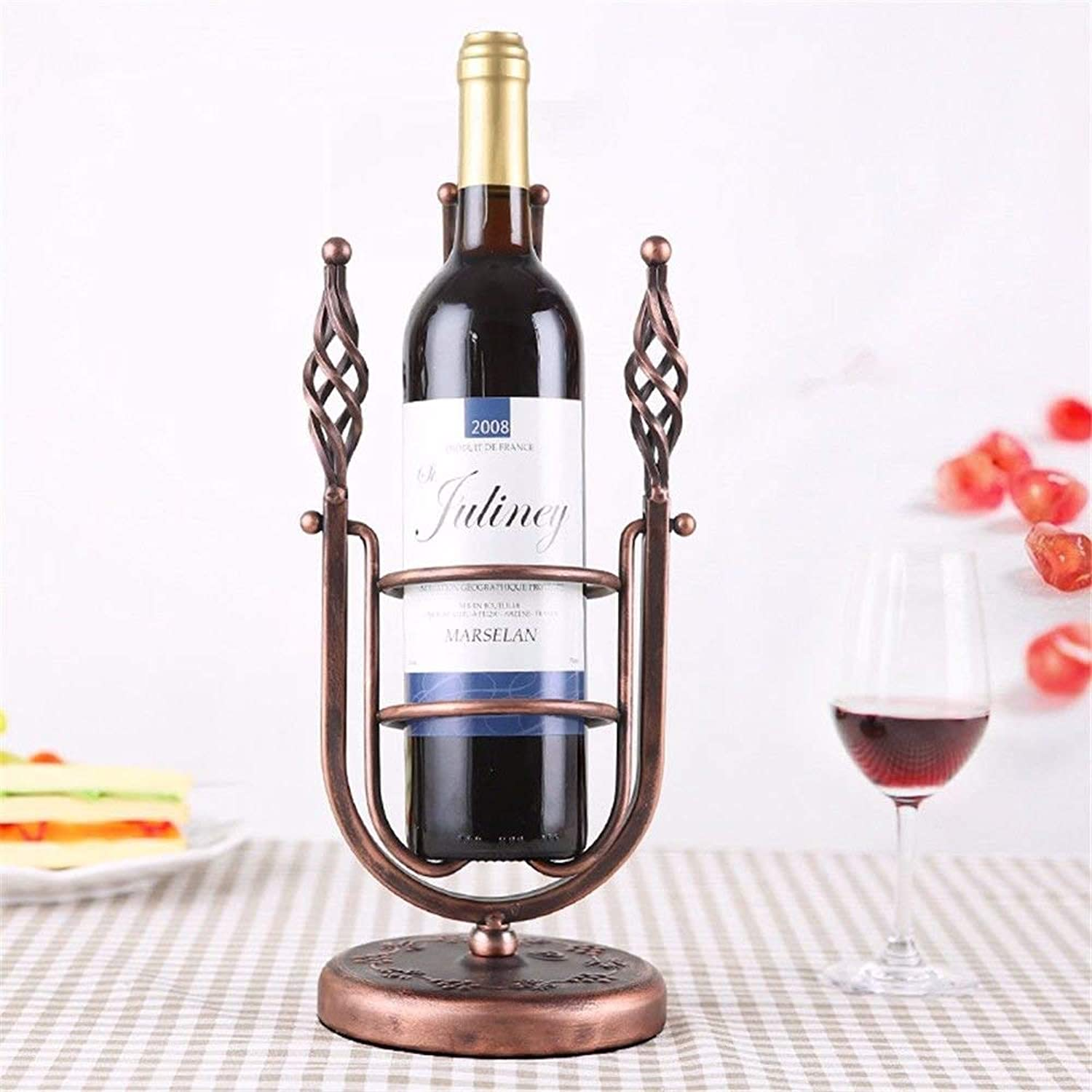 Red Wine Shelf This Bottle Rack is The Perfect Accessory for Storing Bottles - Stackable Bottle Holder Ideal for vinvin red Bottles - Creativity