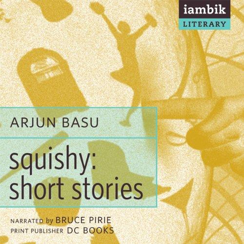 Squishy audiobook cover art