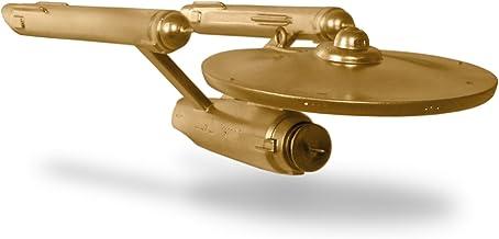 Hallmark Keepsake Star Trek 50th Anniversary Gold Edition U.S.S. Enterprise Pilot Version Holiday Ornament