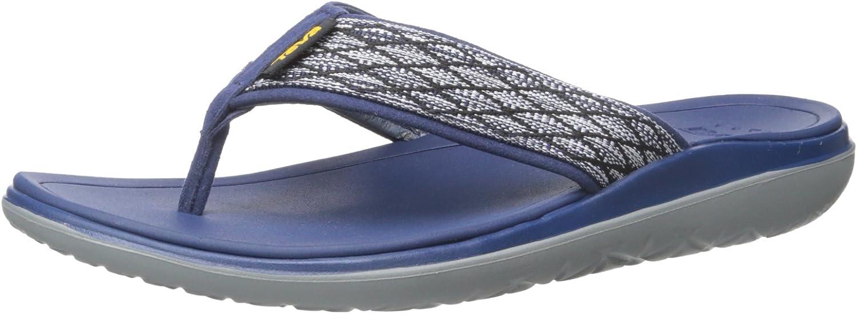 Teva Men's Terra - Float Flip Sports and Outdoor Lifestyle flip flop