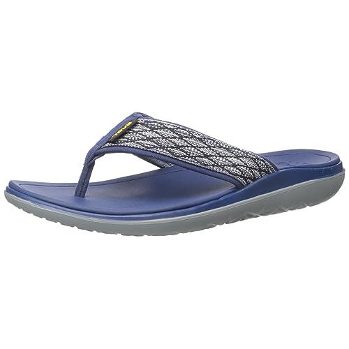 17d7e7e6164f7b Mens Teva Flip Flops  Amazon.com