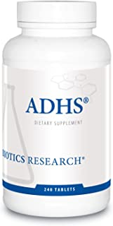 Biotics Research ADHS ® – Adrenal Support, Supports Normal Cortisol Levels, Antioxidant Support, More Energy, Healthy Resp...