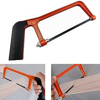 1 x Mini hacksaw 150 mm sierra de metal junior de mano para metal plástico y