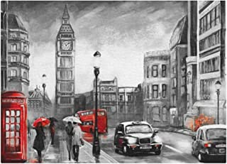 Custom Puzzles England London Big Ben Jigsaw Puzzle Toy for Adult Children Wedding Birthday Gifts Home Decor 300 Pieces
