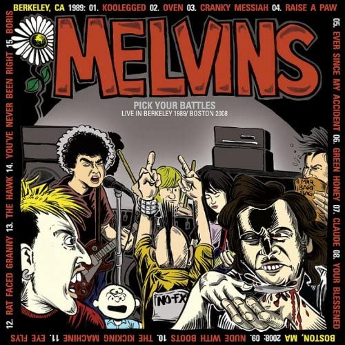 Melvins/Brian Walsby