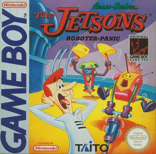 The Jetsons Roboter-Panic - Orbitstadt in Gefahr [Import allemand]