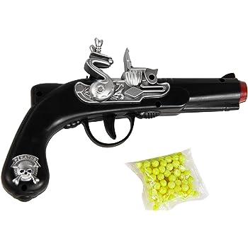 Piratenpistole Zubehör für Fasching Spielzeug 50 cm
