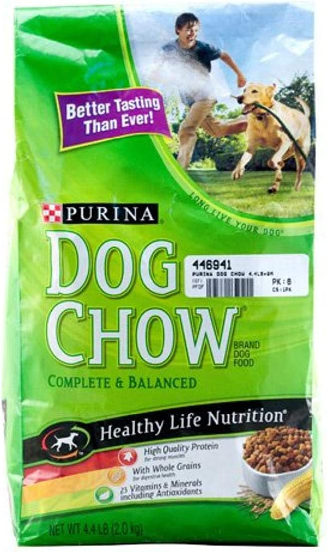 Purina Dog Chow Dry Max 48% OFF Food Complete Bag Balanced Sale SALE% OFF Lb and 4.4