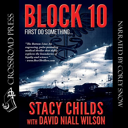 Block 10 cover art
