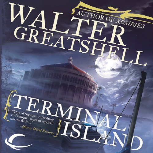 Terminal Island audiobook cover art