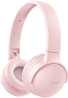 Pioneer S3 Wireless On-Ear Bluetooth 5.0 Headphones (Foldable 25 Hour Battery, Quick Charge, Hands-Free Function, Volume C...