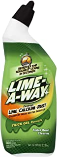 LIME-A-WAY Liquid Toilet Bowl Cleaner, 24 Ounce