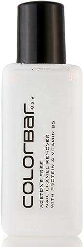 Colorbar Nail Polish Remover (110 x 2 = 220 ml) - Pack of 2