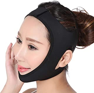 Facial Lifting Afslanken Elastische riem, V-vorm Face Lift-Up Anti-rimpelverband Lady Facial Slimming Face Thin Anti-Aging...
