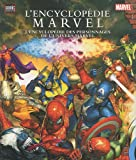 ENCYCLOPEDIE MARVEL NOUVELLE EDITION