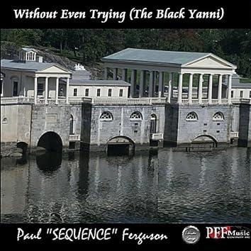THE BLACK YANNI - SINGLE