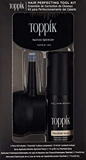 Toppik Hair Perfecting Tool Kit (For Fine or Thinning Hair)